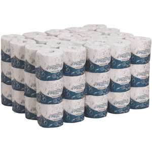 ANGEL SOFT 16560 Toilet Tissue Paper Ultra 2-Ply Premium Embossed