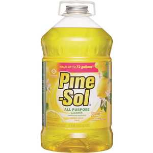Pine-Sol CLO35419EA 144 oz. Lemon Fresh All-Purpose Cleaner