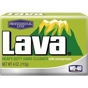 WD-40 10383 4 oz. Professional Bar Lava Soap