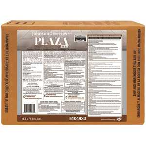 Plaza Plus 5104933 640 oz. Hard Surface Sealer in Envirobox