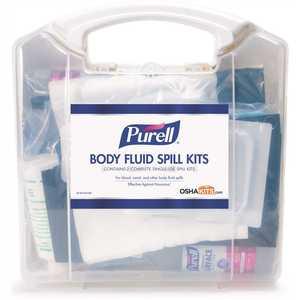 PURELL 3841-08-CLMS Body Fluid Spill Kit