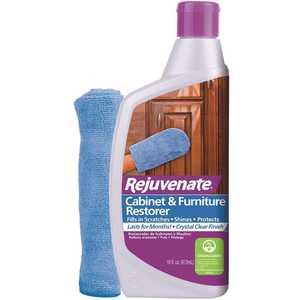 Rejuvenate RJ16CCLAM 16 oz. Cabinet and Furniture Restorer and Protectant