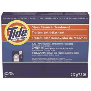 TIDE 003700051046 7.6 oz. Powder Fabric Stain Remover
