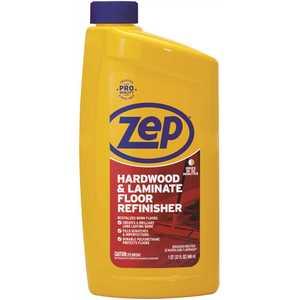 ZEP ZUHFR32 32 oz. Hardwood and Laminate Floor Refinisher