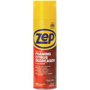 ZEP ZUHFD18 18 oz. Heavy-Duty Foaming Degreaser