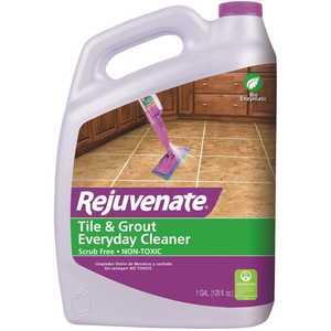 Rejuvenate RJ128BC 128 oz. Bio-Enzymatic Tile and Grout Cleaner