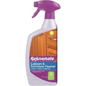 Rejuvenate RJ24CC 24 oz. Cabinet and Furniture Cleaner