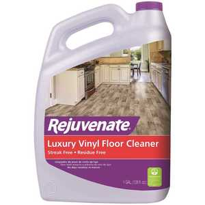 Rejuvenate RJ128LVFC 128 oz. Luxury Vinyl Floor Cleaner