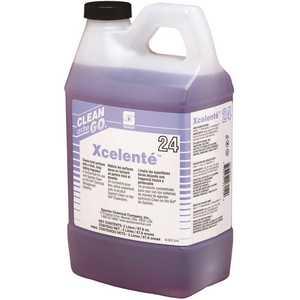 Xcelente 480302 2 Liter Lavender Scent Multi-Purpose Cleaner