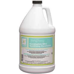 Spartan 333704 Lite'n Foamy Eucalyptus Mint 1 Gallon Sanitizing Hand Wash