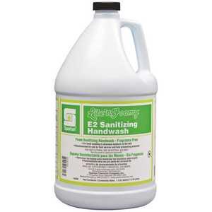 Spartan 333904 Lite'n Foamy E2 1 Gallon Sanitizing Handwash