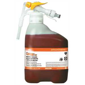 STRIDE 93063390 5 Liter RTD Citrus Neutral Cleaner