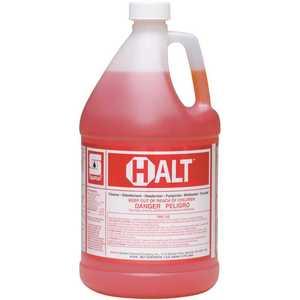 SPARTAN CHEMICAL COMPANY 101804 Halt 1 Gallon One Step Cleaner/Disinfectant
