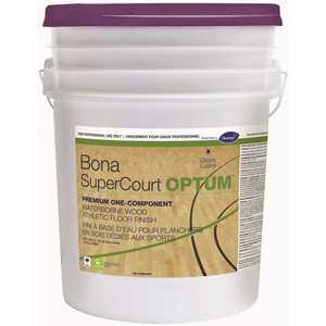 Bona 101100563 Supercourt Optum 5 Gal. Hardwood Floor Finish