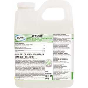 Sany+ UGLDI-506-2G4 Scent-Free Concentrated Disinfectant