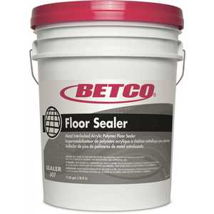 Betco 60705-00 5 Gal. Floor Sealer Pail