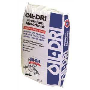 Oil-Dri I06032G60 32 Qt. Premium Absorbent Bag