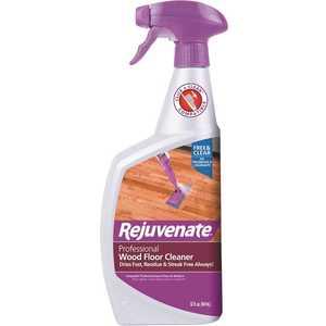 Rejuvenate RJFC32PRO Professional 32 oz. Hardwood Floor Cleaner