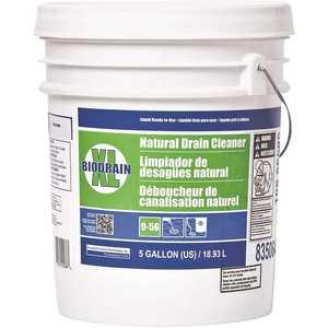 DCT 065650500086 5 Gal Bio Drain XL Natura Drain Cleaner