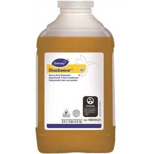 ShockWave 100839421 84.5 oz. Concentrate Solvent Heavy-Duty Degreaser