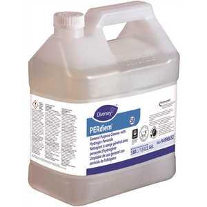PERDIEM 94998832 1.5 Gal. Fragrance Free General Purpose Cleaner with HP (2 Cartridge Refills/Case)