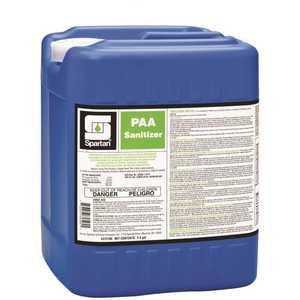 Spartan 312700 PAA 2.5 Gal. Food Contact Sanitizer