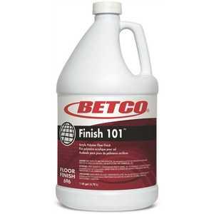 Betco 69604-00 Finish 101, 4 Gal./1 Gal. Floor Finish