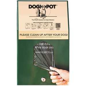 DOGIPOT 135-1024 Header Pak Junior Bag Dispenser