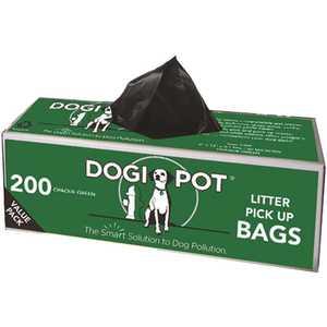 DOGIPOT 135-1004 Smart Litter Pick Up Bags