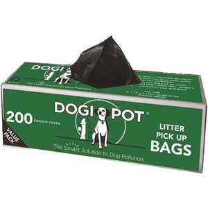 DOGIPOT 135-1005 Smart Litter Pick Up Bags