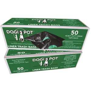 DOGIPOT 135-1009 Smart Liner Trash Bags