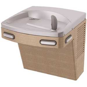 OASIS PGF8AC VersaCooler II Energy/Water Conservation Models, ADA, Sandstone Single Level Filtered Refrigerated Drinking Fountain