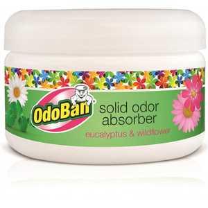 OdoBan 973562-8Z12 8 oz. Eucalyptus Solid Odor Absorber