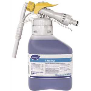 VIREX 101102925 1.5 l 1-Step Disinfectant Cleaner and Deodorant