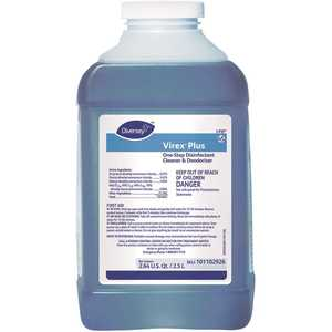 VIREX 101102926 2.5 l 1-Step Disinfectant Cleaner and Deodorant
