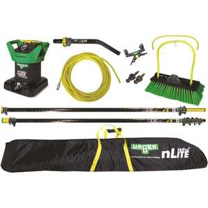 Unger UHPK2 33 ft. HydroPower Ultra Advanced Carbon Kit