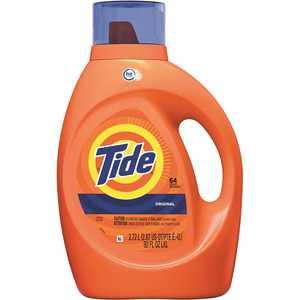 TIDE 003700040217 92 fl. oz. Original Scent HE Liquid Laundry Detergent (64-Loads)