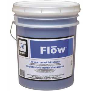 Spartan 004305 Flow 5 Gallon Low Foam All Purpose Cleaner