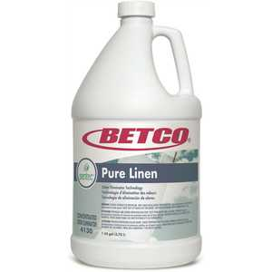 Betco 413004-00 1 Gal. Sentec Pure Linen Concentrate Malodor Eliminator