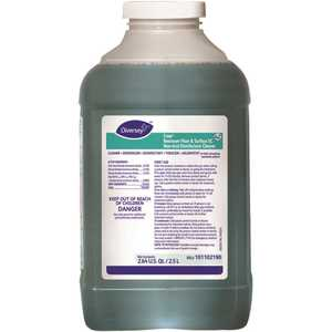 2.5 l Fresh Restroom Floor and Surface SC Non-Acid Disinfectant Cleaner