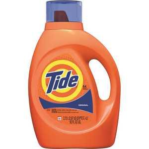 TIDE 003700040218 92 fl. oz. Original Scent Liquid Laundry (64 Loads)