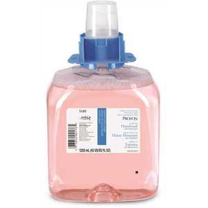 PROVON 5185-04 1250 ml Cranberry Fragrance Moisturizing Foam Handwash Dispenser Refill