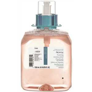 PROVON 5186-04 1250 mL Fruit Fragrance Moisturizing Antimicrobial Foam Handwash Soap Dispenser Refill