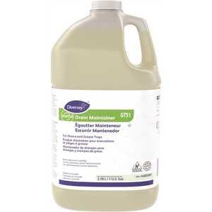 DIVERSEY 4485501 Suma Drain Maintainer 1 Gal. Drain Treatment (4-CA)