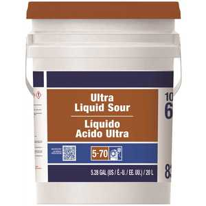 TIDE 062861000001 Ultra 5.28 Gal. Open Loop Ultra-Sour Iron Remover