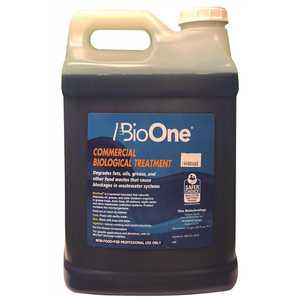BioOne B12.5-XCP2 2.5 Gal. Liquid Drain and Septic System Maintainer - pack of 2