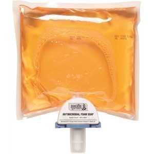 Pacific Garden 43821 Manual Moisturizing Antimicrobial BKZ Foam Soap Dispenser Refill