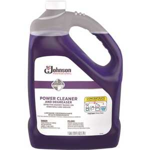 SC Johnson Professional 680090 1 Gal. Concentrated Power Cleaner and Degreaser