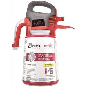 TruFill 684497 SC Johnson Professional Hyper Concentrate Floor Stripper with 1 Dispenser Head (2 l per Case)