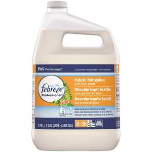 FEBREZE 003700074678 Professional 1 Gal. Open Loop Fabric Freshener with Gain Scent from Concentrate